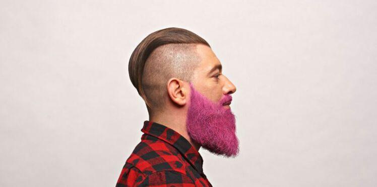 Les barbus voient la vie en rose