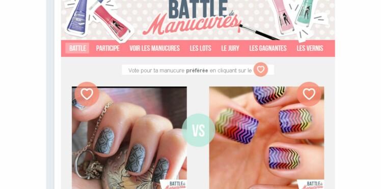 """Bourjois lance des """"Battles de Manucures"""" sur Facebook"""