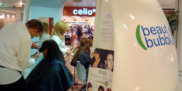 Une coiffure express pour 10 euros chez Beauty Bubble