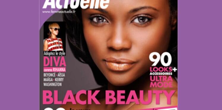 Black Beauty, le nouveau hors-série Femme Actuelle