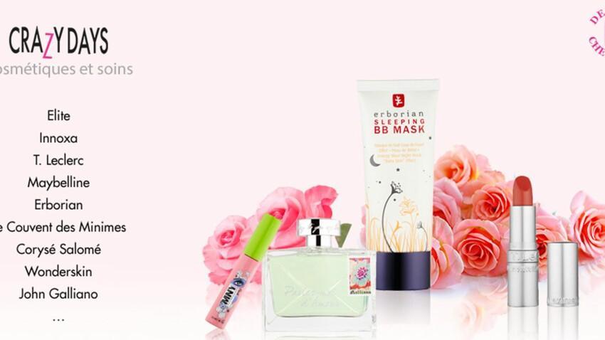 Bon plan : des produits de beauté à -80 %