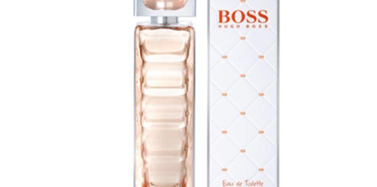 Boss Orange, le nouveau parfum féminin de Hugo Boss