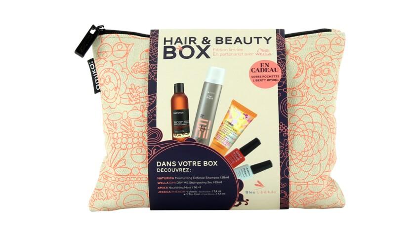 Bon plan : une box beauté pour les cheveux à 10 €
