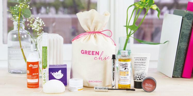 Green Chic : la box naturelle qui sent bon le printemps !