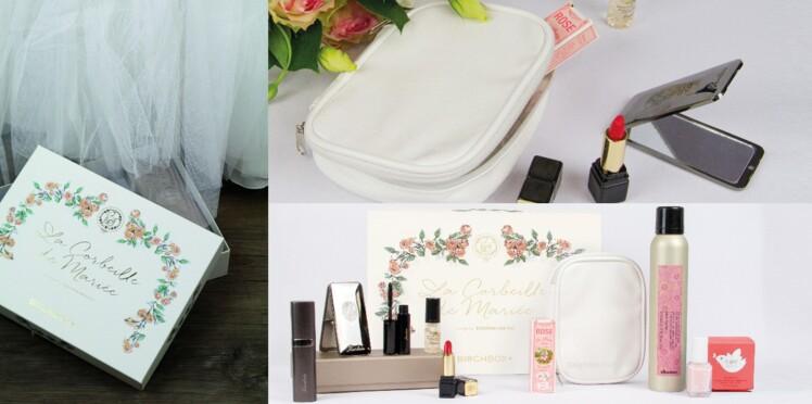 Une sublime box beauté pour les futures mariées