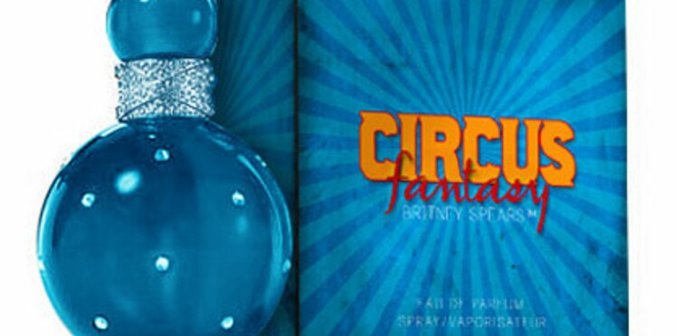 Britney Spears sort son parfum Circus Fantasy