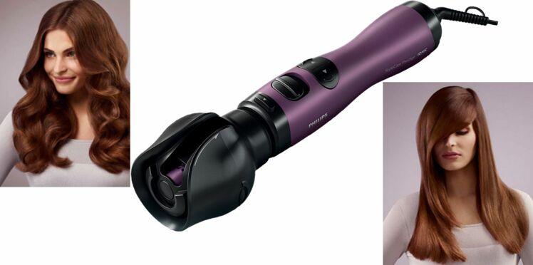On veut cette brosse soufflante multifonctions !