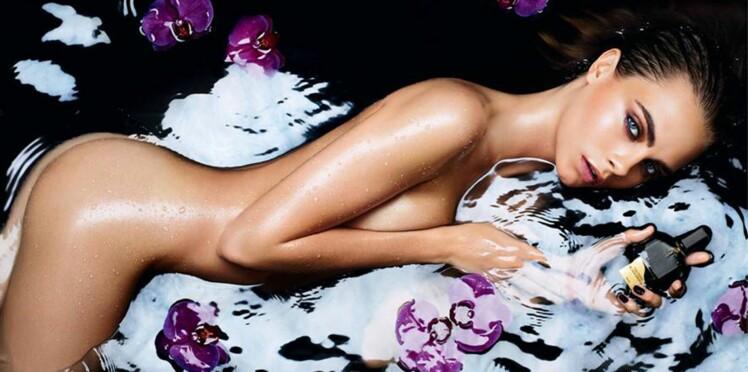 Exclusif : Cara Delevingne se met à nue pour Tom Ford