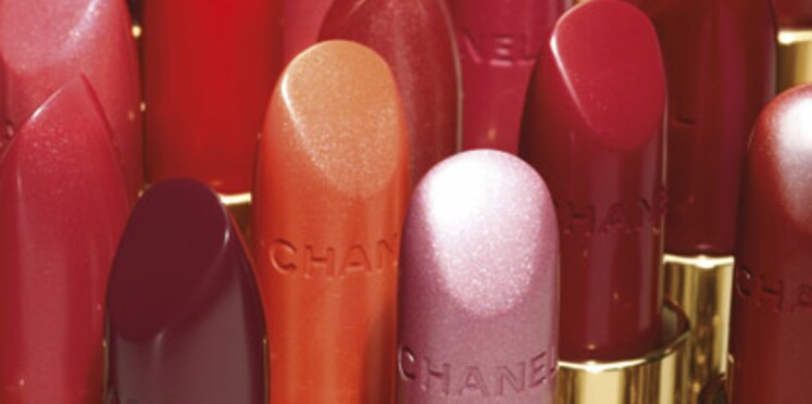 """Chanel lance """"rouge Coco"""""""