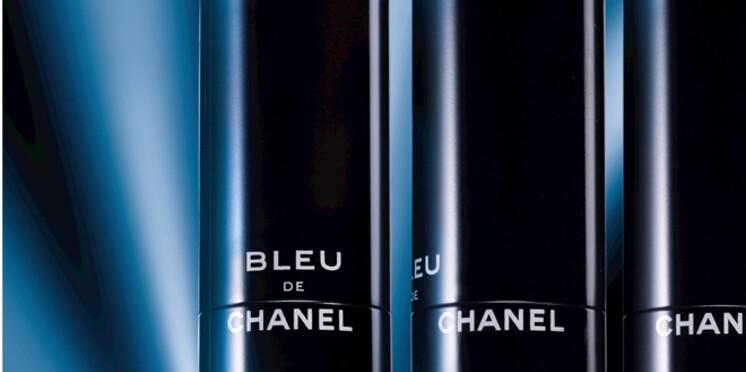 """Chanel offre un format voyage à sa fragrance masculine """"Bleu"""""""