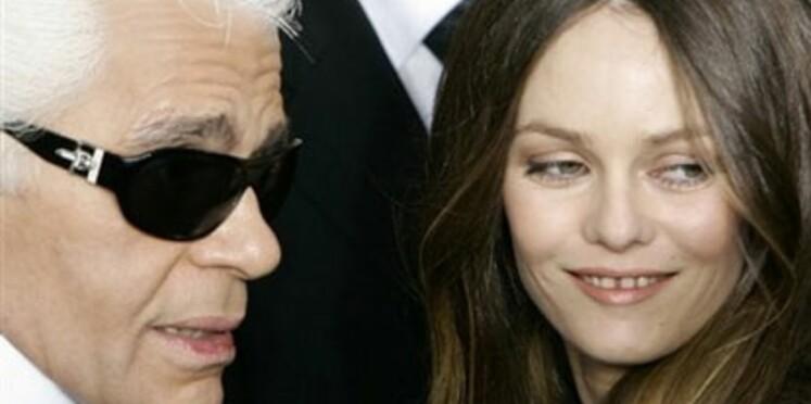 Chanel offre un tube à Vanessa Paradis