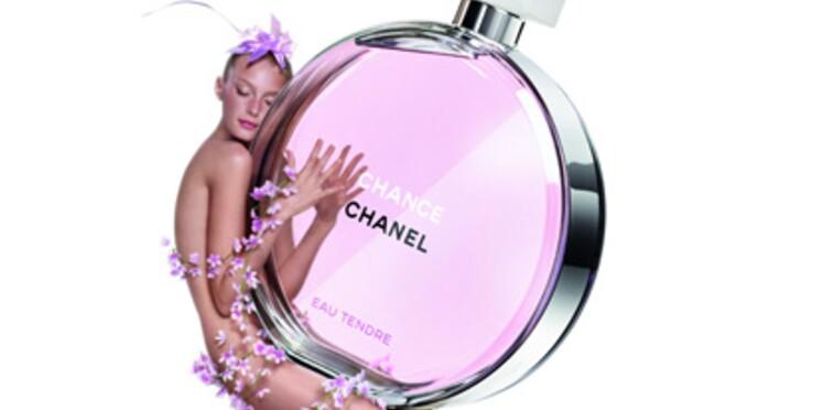 """Chanel propose une version tendre de son parfum """"Chance"""""""