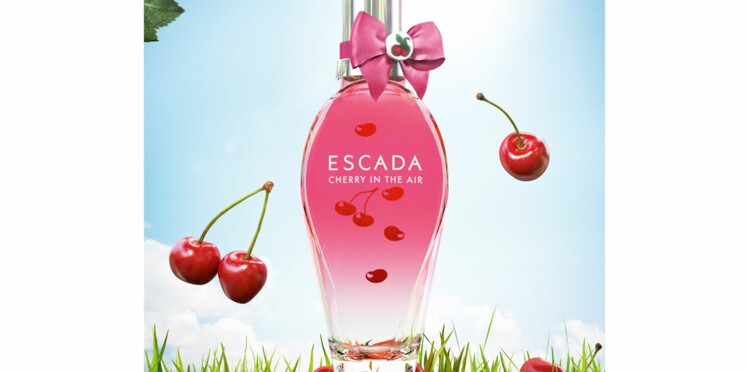 Cherry In The Air, le nouvel Escada