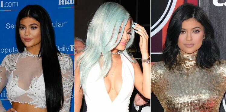 Kylie Jenner : un mois, trois coiffures