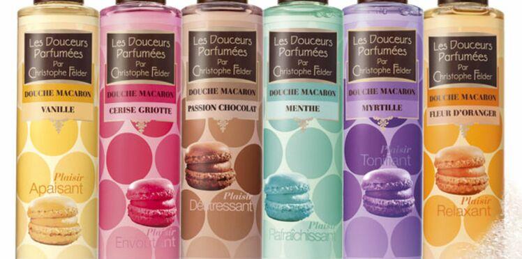 Christophe Felder imagine des gels douche gourmands pour les Créateurs de Beauté