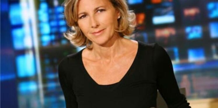 Claire Chazal élue plus belle femme de + 50 ans