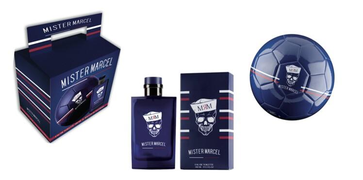 Euro 2016: un coffret parfum Mister Marcel