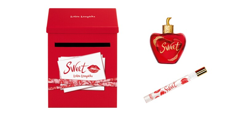 Idée cadeau : des mots d'amour parfumés