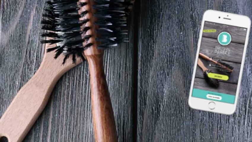 """Découvrez Brush'n Barber, le """"Uber"""" de la coiffure"""