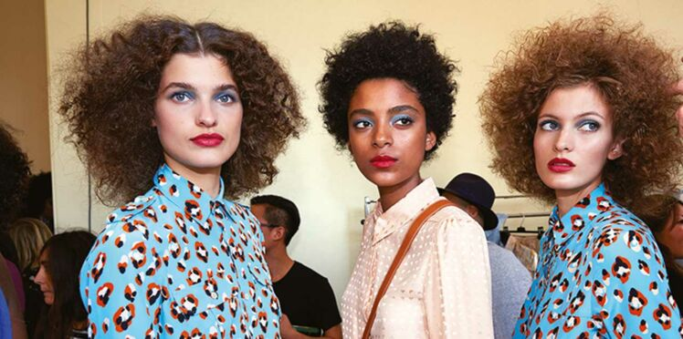 Coiffure : on adopte les boucles afro