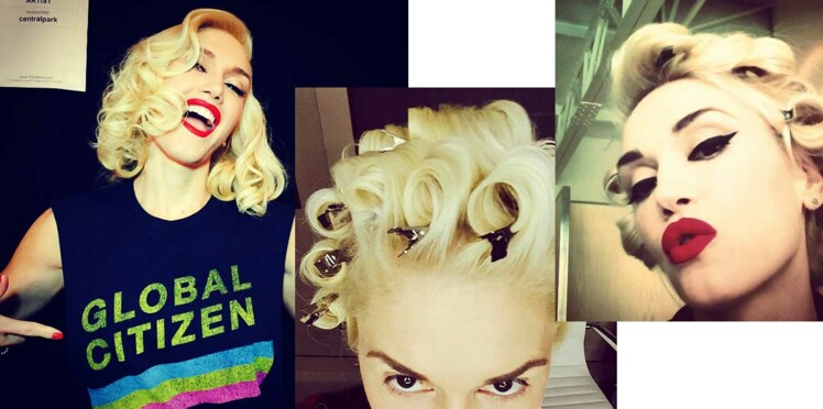 Gwen Stefani : le secret de ses boucles glamour révélé !