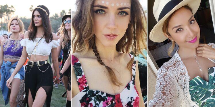 Coachella 2015 : les plus jolis détails beauté