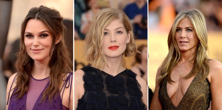 Repérées aux SAG Awards : 3 jolies coiffures de stars