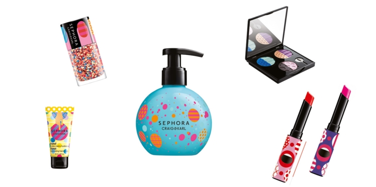 On veut la collection Craig & Karl de Sephora