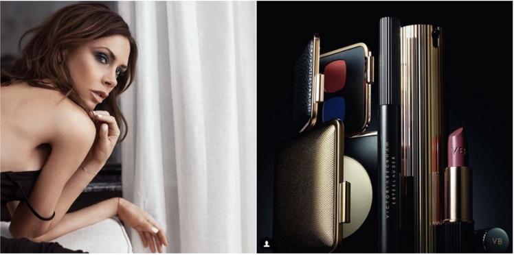 Découvrez la nouvelle collection tant attendue de Victoria Beckham pour Estée Lauder