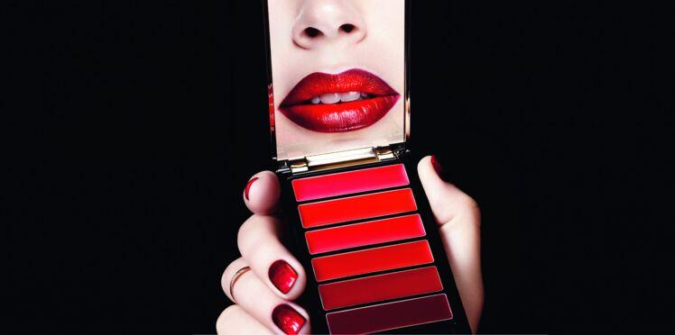 Bouche sublime : Et si vous mixiez les rouges !