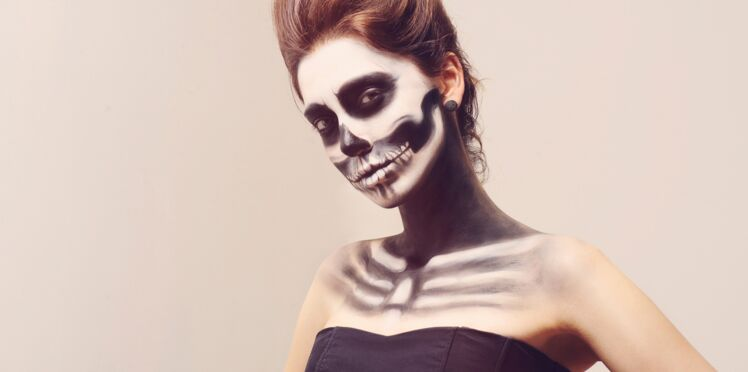Comment bien retirer son maquillage d'Halloween ?