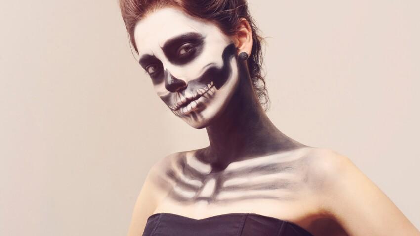 Comment bien retirer son maquillage d'Halloween ?
