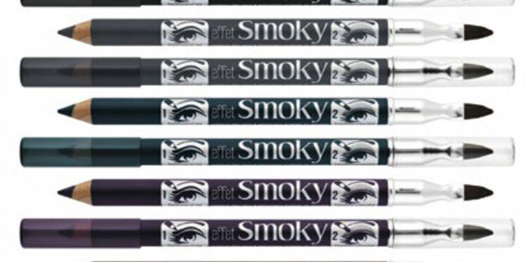 Adoptez le Crayon Effet Smoky de Bourjois