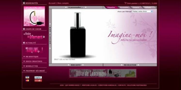 Créez votre parfum