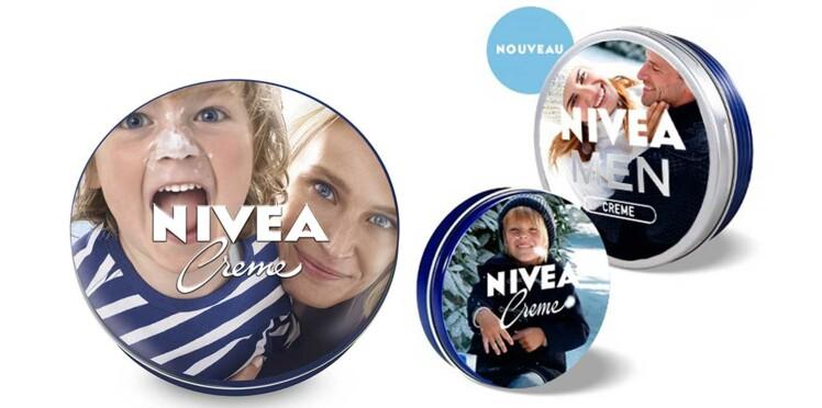 Personnalisez votre Crème Nivea en quelques clics