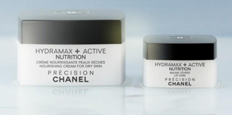 Crème nourrissante et baume à lèvres Chanel
