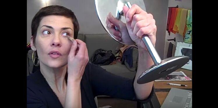 Vidéo : Cristina Cordula partage ses astuces pour un maquillage express