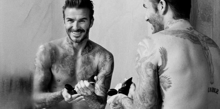 David Beckham lance sa marque de soins pour hommes
