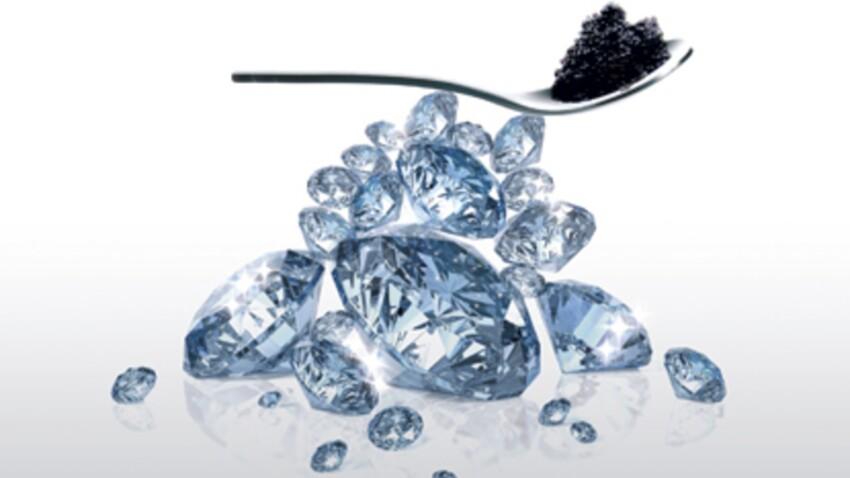 Des soins beauté au caviar et diamant