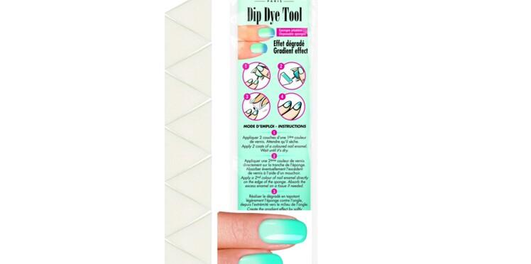 Dip Dye Tool : l'accessoire nail art futé