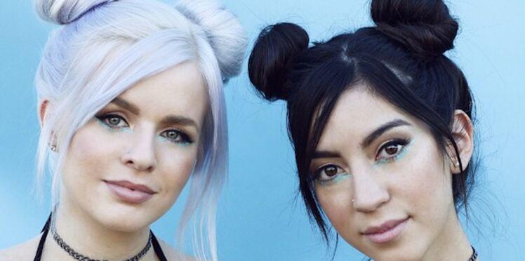#doublebun : Instagram signe le retour du chignon double