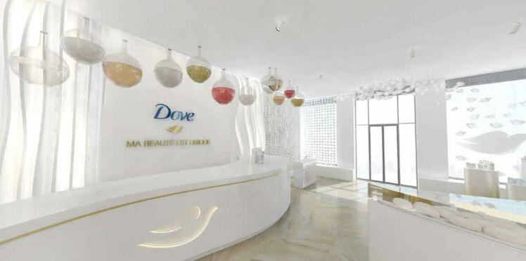 Ouverture d'une boutique éphémère Dove à Paris, qu'est-ce qu'on y trouve ?