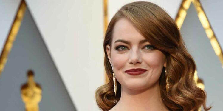 Emma Stone : make-up hollywoodien pour l'Oscar de la meilleure actrice