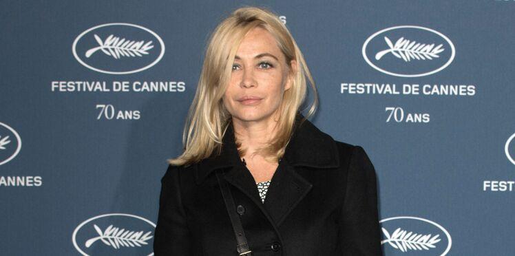 Emmanuelle Béart: découvrez sa nouvelle coupe de cheveux
