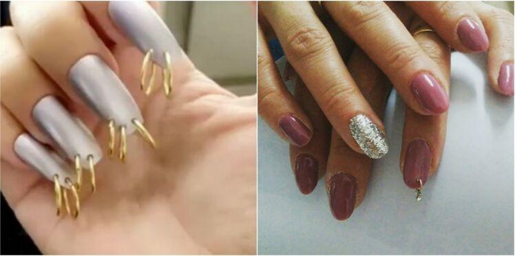 Étonnant, le piercing pour les ongles !