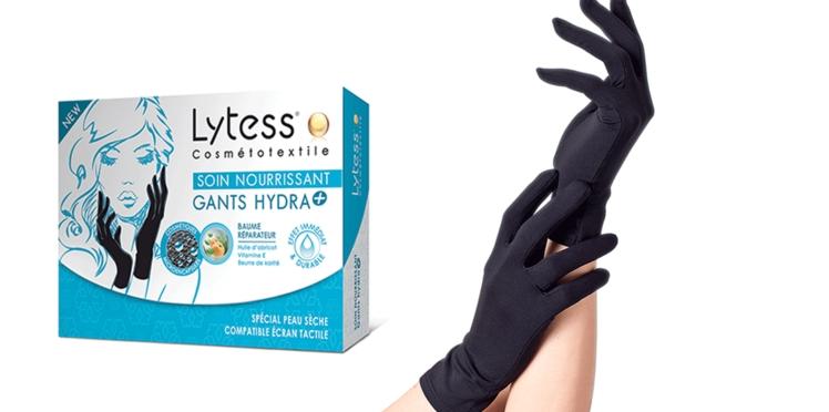 Gants en cosmétotextile : l'hydratation sans contrainte