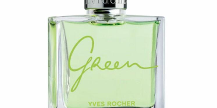 Fraîcheur et nature s'invitent dans la nouvelle essence d'Yves Rocher