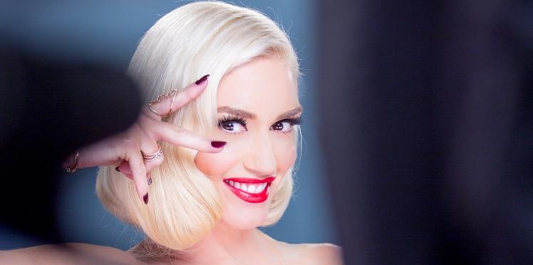 Gwen Stefani, nouvelle égérie de la marque Revlon