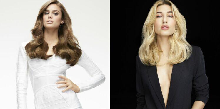 Bienvenue à Hailey Baldwin et Taylor Hill, nouvelles muses L'Oréal Professionnel