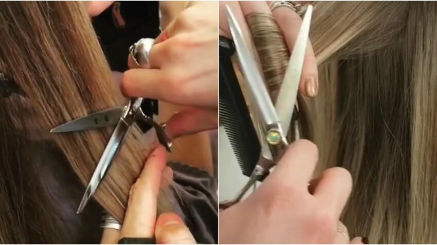 Hair dusting, ou comment en finir avec les fourches sans couper ses cheveux